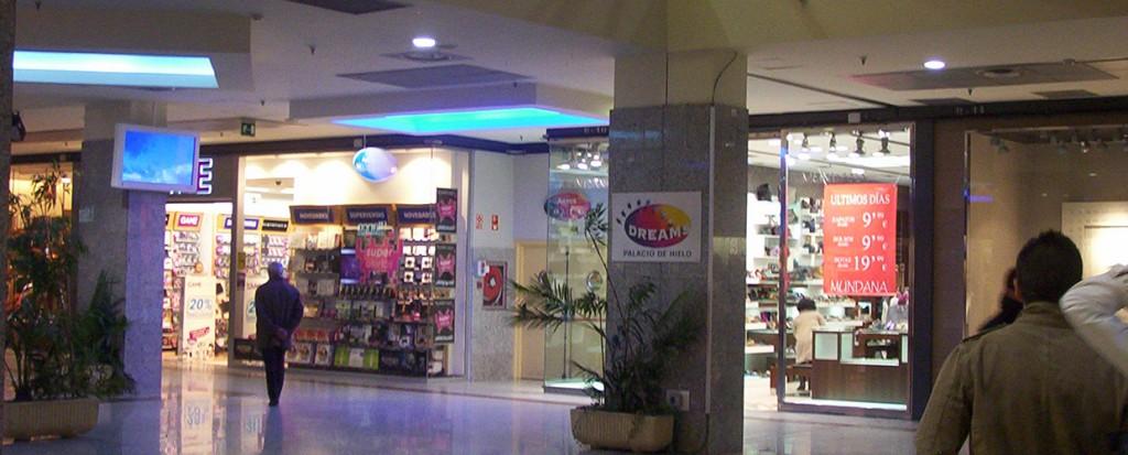 Notias y promociones del centro comercial de madrid, blog centro comercial dreams palacio de hielo