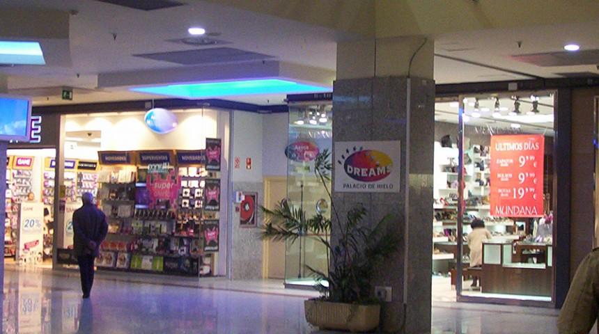 Nuevo espacio de noticias y últimas tendencias del Centro Comercial Dreams Palacio de Hielo