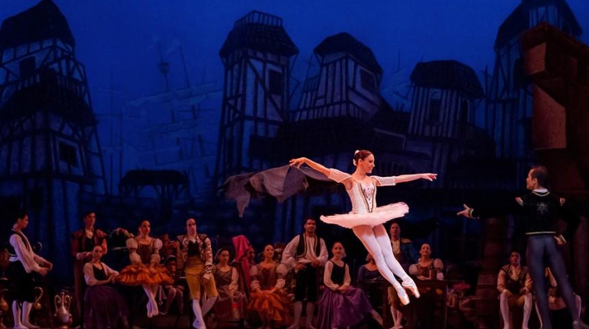 Llega el ciclo de ópera y Ballet a Palacio de Hielo