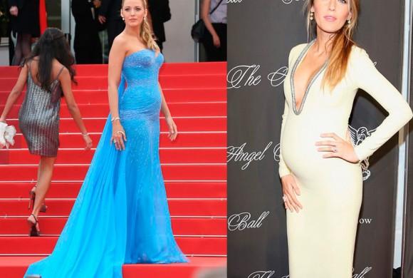 La invitada perfecta embarazada, blog palacio de hielo