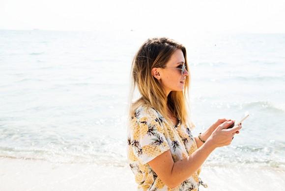 Gafas de sol en verano, blog palacio de hielo
