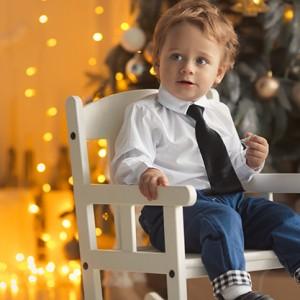 Haz que esta Navidad sea especial con un lookazo navideño para toda la familia