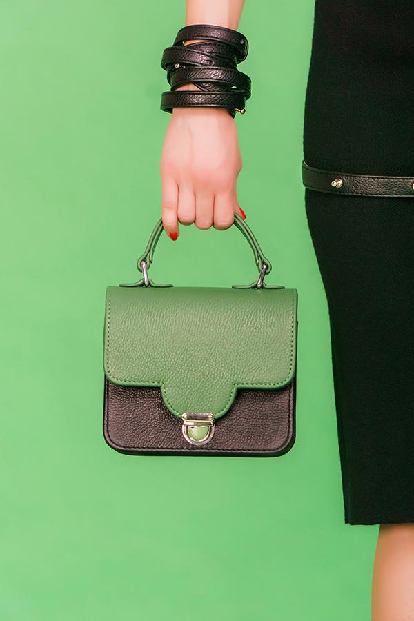 Vestir de color verde, blog palacio de hielo