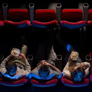 Llega una nueva fiesta del cine a Palacio de hielo