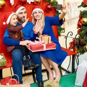 Planes navideños en el Palacio de Hielo
