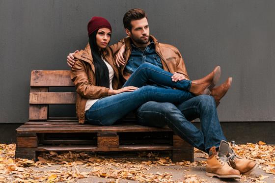 moda y calzado de hombre y mujer
