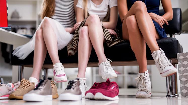 Tendencias en zapatillas deportivas 2019