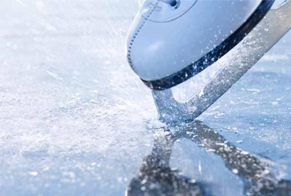 Apertura de la Pista de Hielo. ¡A disfrutar del patinaje sobre hielo!