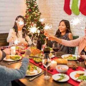 Menú low cost para Navidad