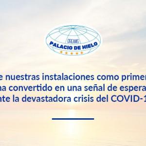 EL MIÉRCOLES 22 DE ABRIL, MADRID CERRÓ LA MORGUE DE PALACIO DE HIELO