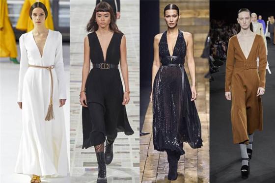 Tendencias de moda otoño/invierno para mujer