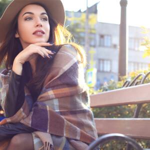 Tendencias de moda invierno para mujer