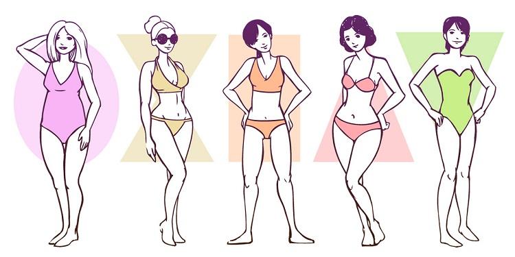 qué ropa favorece más según la forma de tu cuerpo